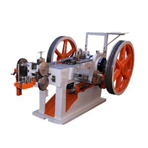 Nut Bolt Making Machine