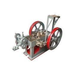 Wood Screw Making Machine
