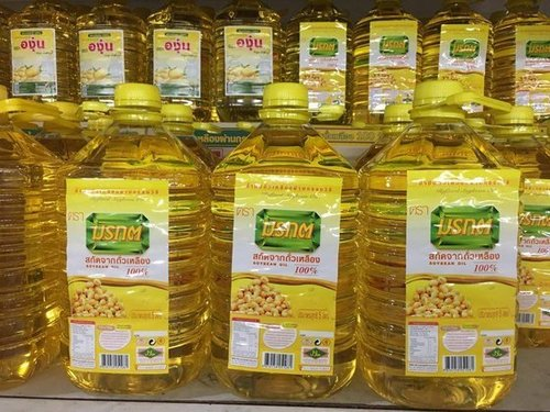 Pure Refined Soybeans Oil