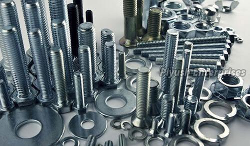 Durable Mild Steel Fasteners