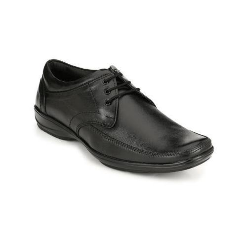 Black Mens Formal Leather Shoes
