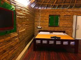 Pre Fabricated Bamboo Cottage