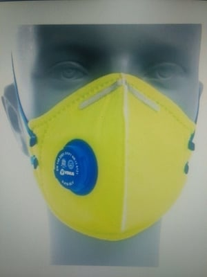 Safety Mask For Personal Safety