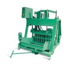 Hollow Block Machine For Construction Industry