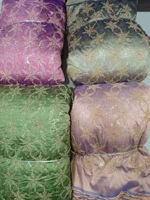 Polyester Jacquard Woven Fabric