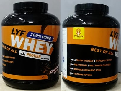 Whey Protein Age Group: Adults