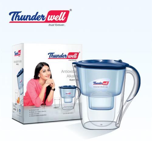 Antioxidant Alkaline Water Jug Thw