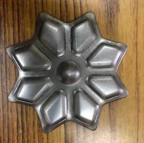 Eight Star Sheet Metal Iron Flower