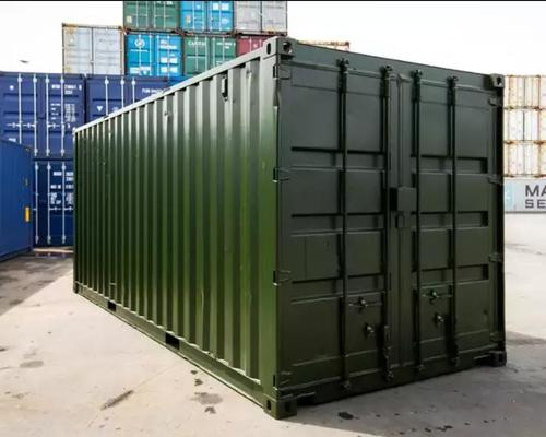 Standard Height Shipping Containers Capacity: 76Cm3 Kg/Day