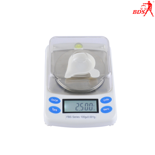 Bds-Fbs Electronic Digital Carat Jewelry Weighing Balance
