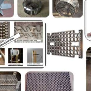 Premium Quality Heat Treatment Furnace Parts