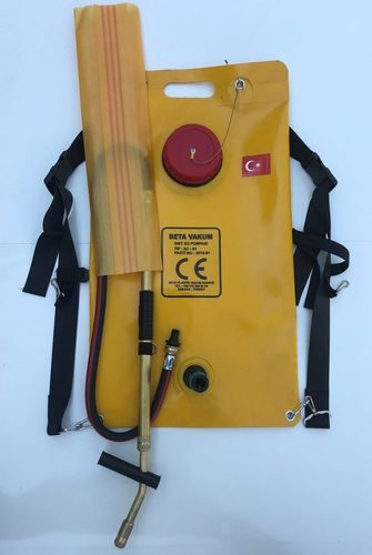 Portable Polyester Fire Extinguisher Backpack
