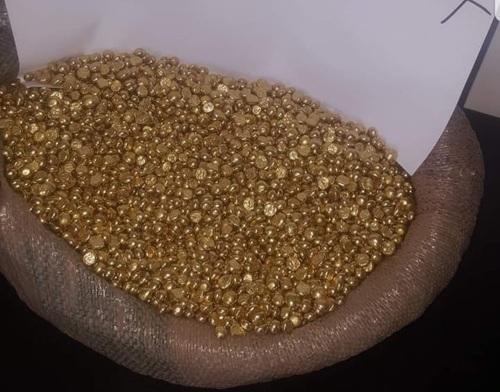 Precious Gold Stones