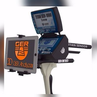 5 Systems Underground Gold, Metals And Treasure Detector (Titan Ger 1000) Certifications: Ce
