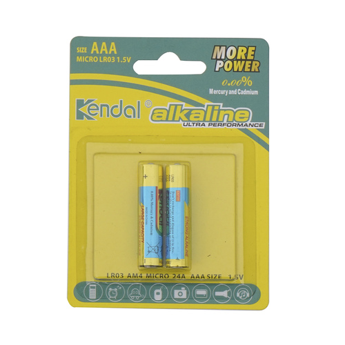 AAA Alkaline Battery Manufacturers, Suppliers and Exporters
