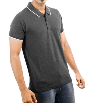 Mens Collared Neck T-Shirts