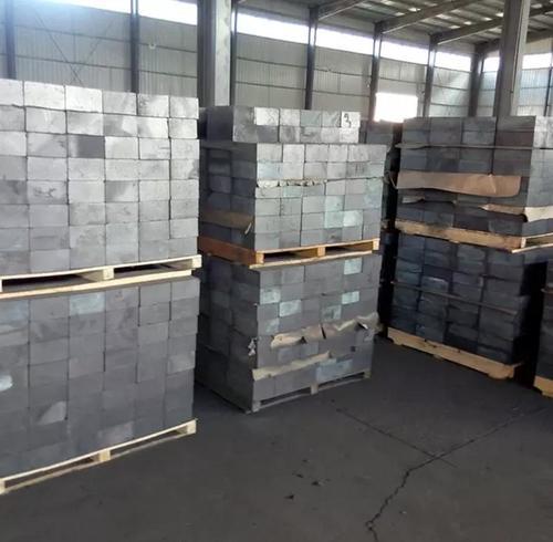 Squre Microporous Carbon Bricks Graphite
