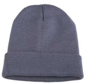 Acrylic Knitted Beanie Hat