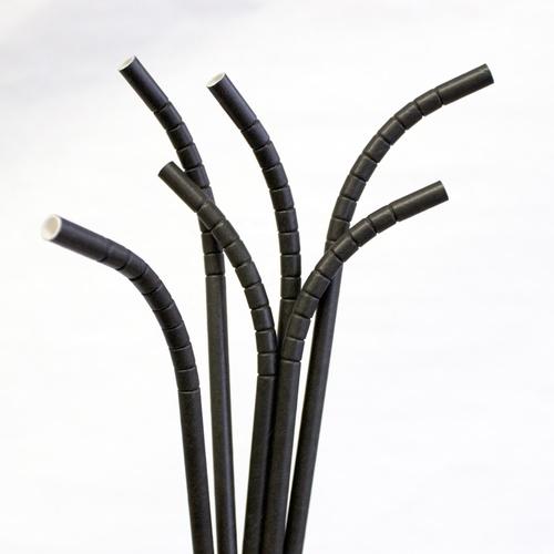 Flexible Paper Straw Application: Hotel