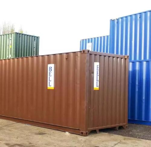 High Strength Transportation Containers