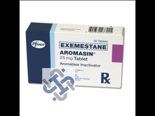 Aromasin Exemestane 25mg Tablets