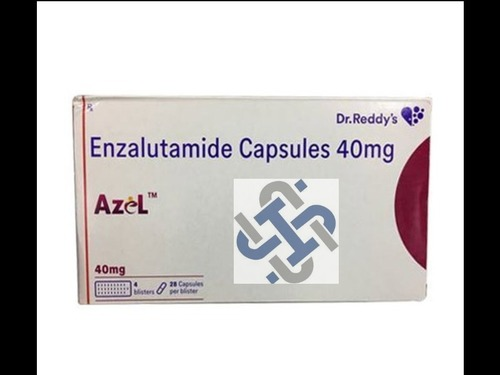 Azel Enzalutamide 40mg Capsules