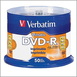 Blank CD 4 To 8 GB