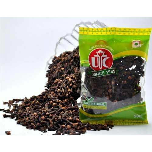 Dark Brown Dried Whole Cloves