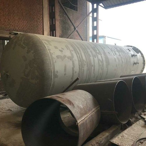 Mild Steel Horizontal Vessels