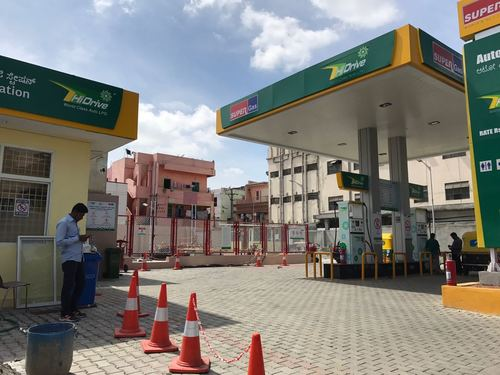 Turnkey Projects Service For Oil Gas Industry And Petrol Pump