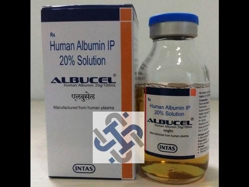 Albucel Albumin 20% Injection