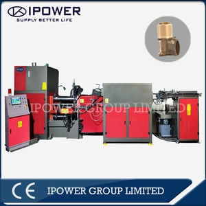 Brass Forging Machine for Valves and Fittings