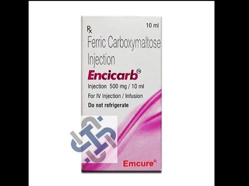 Encicarb Ferric Carboxymaltose 500mg Injection