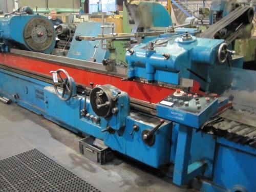 Friedrich Schmaltz 750 X 3000 Mm Cylindrical Grinding Machine