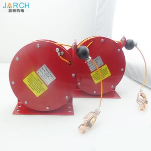 Heavy Duty Static Grounding Hose Reels Cable