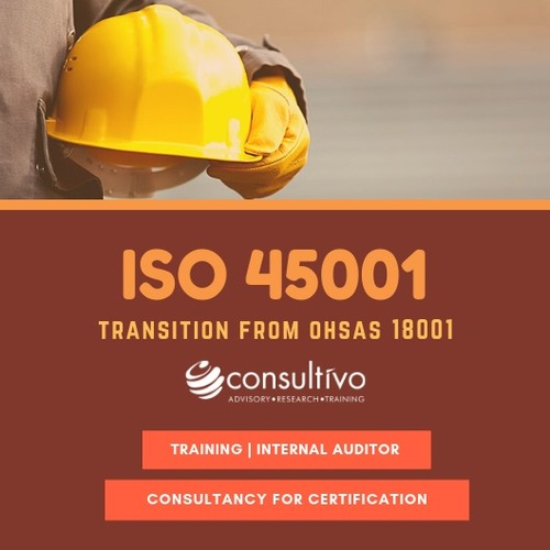ISO 45001 - OHSAS 18001 Certification Services