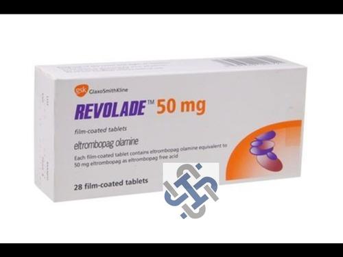 Revolade Eltrombopag 50mg Tablet