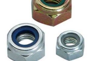 Robust Construction Nylock Nuts