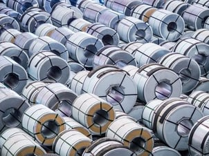 High Strength Stainless Steel Coil