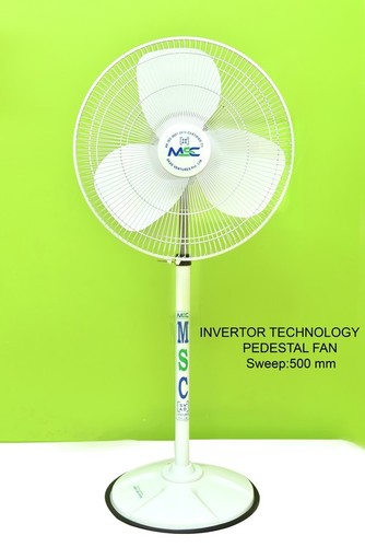High Speed Eco Pedestal Fan in Amritsar, Punjab - SKAD VENTURES PVT