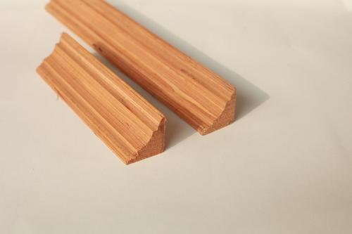 Teak Wood Door Frame Ceiling Cornice Moulding Crown Moulding for Ceiling Pine Wood Door Frame Moulding