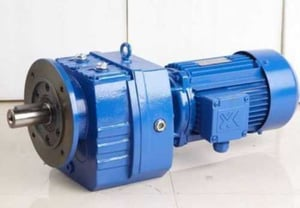 Electrical Helical Gear Box