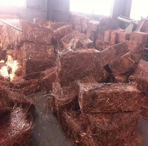 99.99% Copper Wire Scraps
