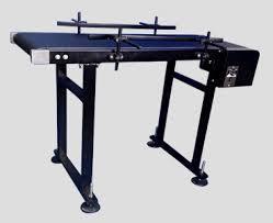 Aluminium Inkjet Printer Conveyor