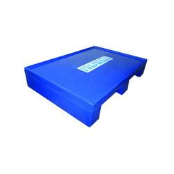 Blue Auto Paper Industry Pallets
