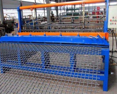 Automatic Wire Mesh Machine