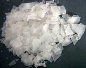 Caustic White Soda Flakes Purity(%): 100%