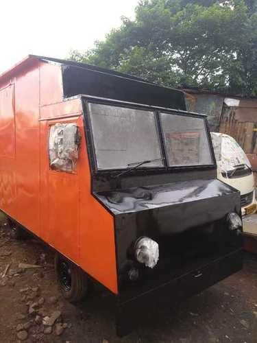 Heavy Duty Food Van