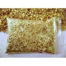 Non Hazardous Gold Scrap