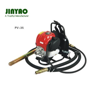 Concrete Vibrator 38X4M Backpacked Type